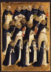 Catholic monks and nuns