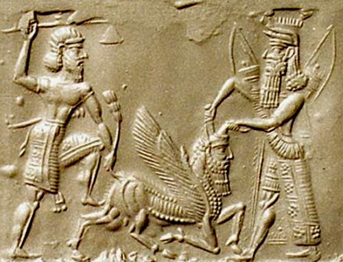 Epic of Gilgamesh – Mesopotamian writing