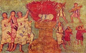 The Golden Calf (Dura-Europos)