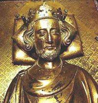 Henry III's tomb