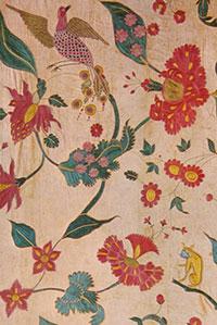 India cotton (1600s AD)