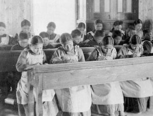 Canadian residential school for Inuit girls