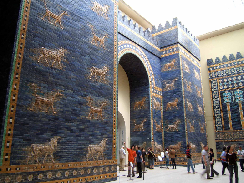 West Asian architecture – Ancient Mesopotamian architecture
