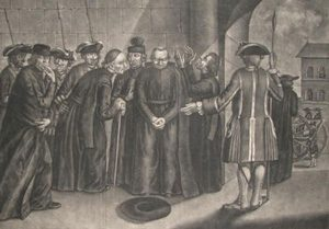 Jesuits thrown out of Spain
