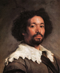 Juan de Pareja, when he was enslaved by Velazquez
