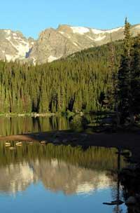 Lake Isabelle, Colorado