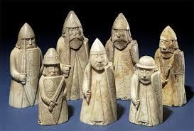 ivory chessmen