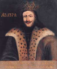 Louis I of Hungary (1370 AD)