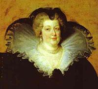Marie de Medici (byRubens)