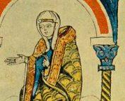 Matilda of Canossa (Vatican Museum)