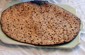 Handmade Matzoh