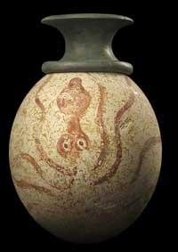 Minoanostrich egg (Crete, ca. 1500 BC)