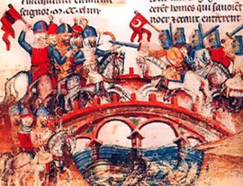#OTD Mongols invade Russia