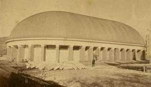 Mormon Tabernacle (for meetings) - 1870s