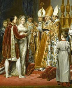 A Catholic bishop marries Napoleon and Josephine