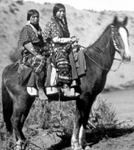 Nez Perce girls