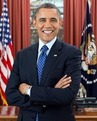 Barack Obama: a black man in a suit