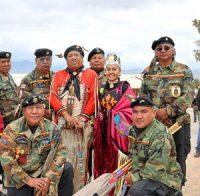 Southern Paiute veterans