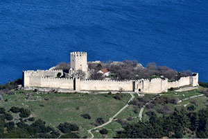 Platamon Castle, Greece (1204 AD)