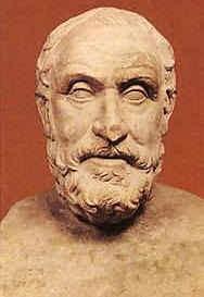 Pyrrhon: a white man with a beard