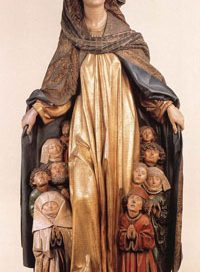 Michael Erhart, Ravensburg Germany, ca. 1500 AD (now in Berlin)