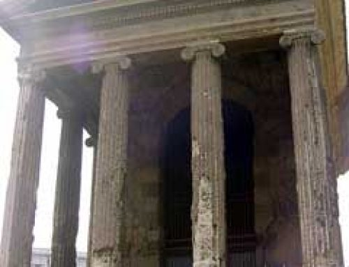 Republican temples – ancient Rome – architecture