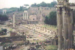 Basilica Julia, Rome