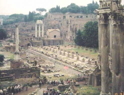 Roman basilicas – Architecture in ancient Rome