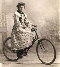 A safety bicycle