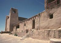 San Estevan Del Rey, where Spanish friars lived (1600s AD)
