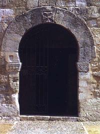Horseshoe Arch (San Juan Banos)