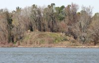 Mound on Lake Marion, Santee River (thanks to Wikipedia)