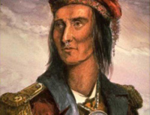 Shawnee and Tecumseh – American history