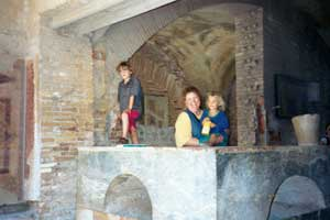 A fast-food thermopolium in ancient Ostia, near Rome