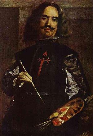 Who was Velazquez? Spanish art history | Quatr.us Study Guides Velazquez Self Portrait