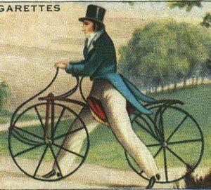 A velocipede