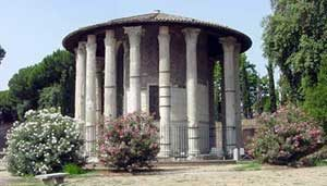 Roman Republican temple of Vesta