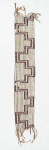 Iroquois wampum belt
