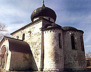 Church of Yuriev-Polsky (1200s)