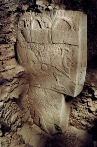 Building D, Gobekli Tepe. Southern Turkey, about 9000 BC