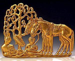 Kazakhstan, ca. 400 BC