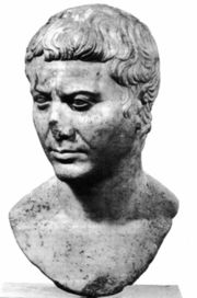 Agrippina's husband Ahenobarbus
