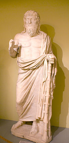 Apollonius of Tyana (or some other holy man)