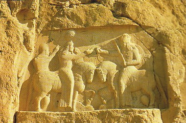 Ardashir, the first Sassanian ruler