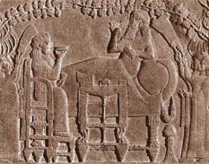Nineveh, ca.650 BC