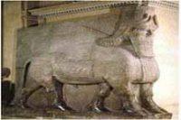 Assyrian bull