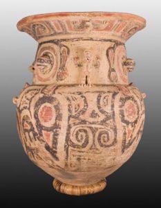 Brazilian pottery (500-1200 AD)