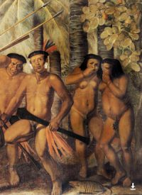 Tapuia people, ca. 1650 (by Albert Eckhout)
