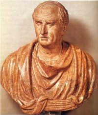 Bust of Cicero (Capitoline Museum, Rome)