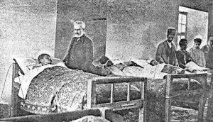Joseph Cochran's hospital in Iran (1800s AD)